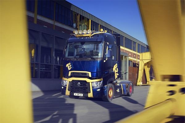 renault trucks edizione limitata