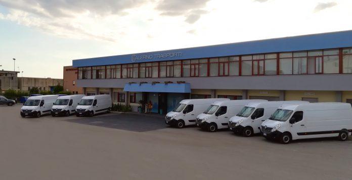 Salerno trasporti renault trucks