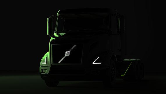 volvo trucks elettrico
