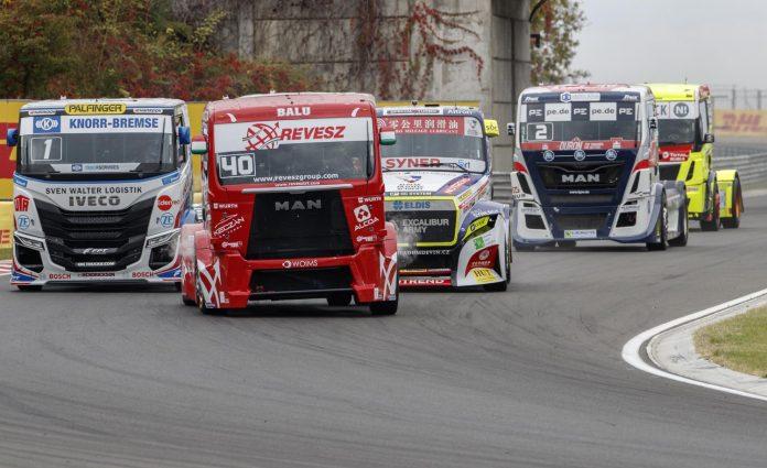 Norbert Kiss su MAN domina il FIA