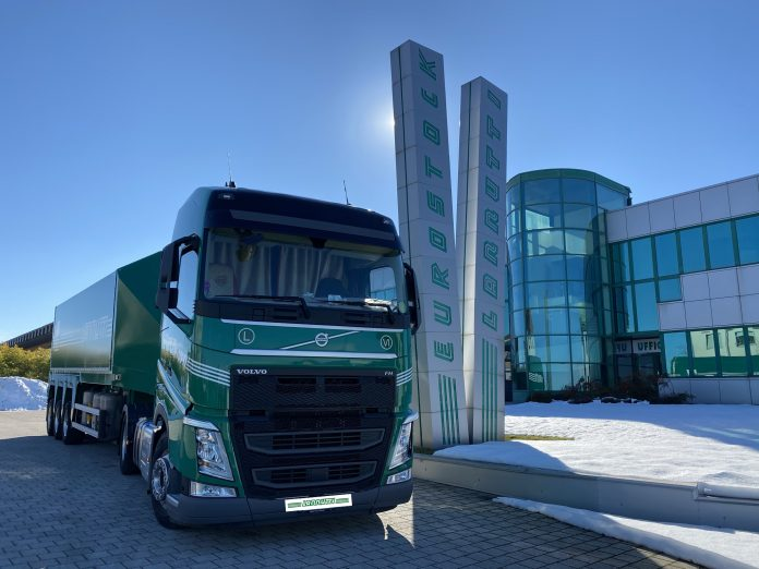 Gruppo Lanutti ordina 1000 Volvo FH