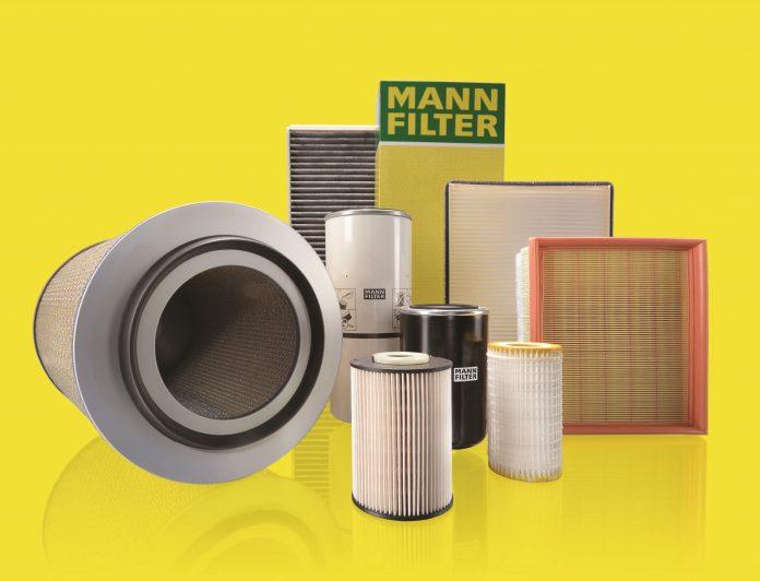 filtri MANN-Filter camion e autobus