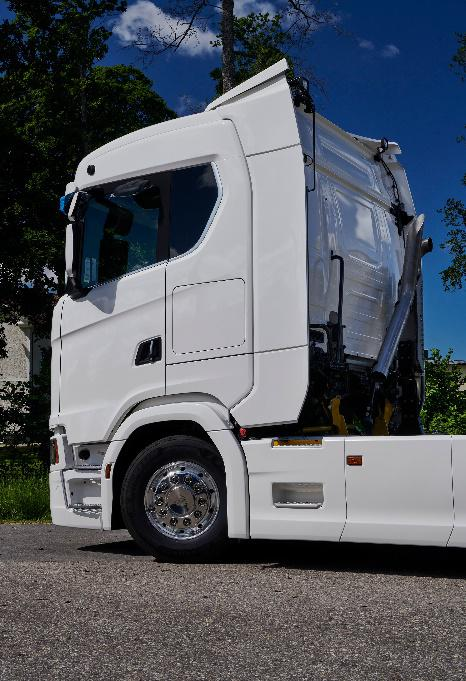 cabine camion scania truck