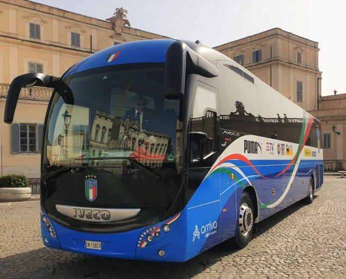 autobus magelys nazionale italia